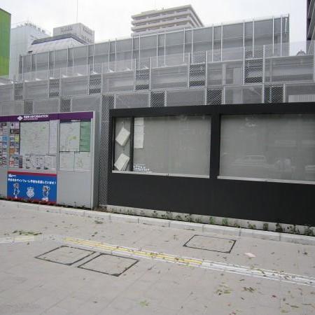 甲府市役所新庁舎