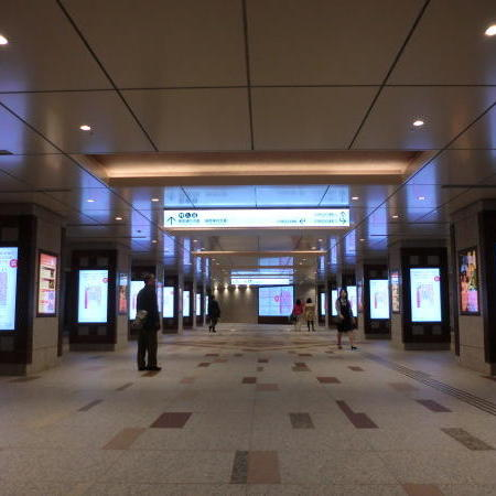 日本橋地下歩道