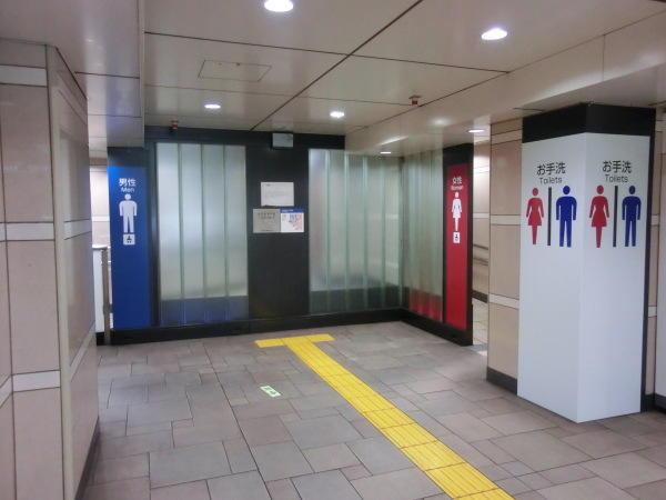 千代田線 表参道駅